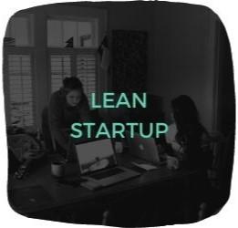 Lean Startup Methode<br>- Build  - Measure - Learn